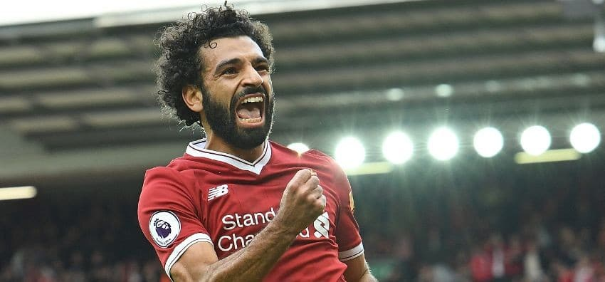 Can Salah continue his fantastic season by scoring goals in the Champions League final against Real Madrid?