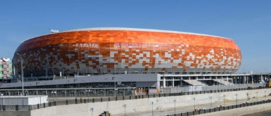 Denmark will play against Peru at the Mordovia Arena