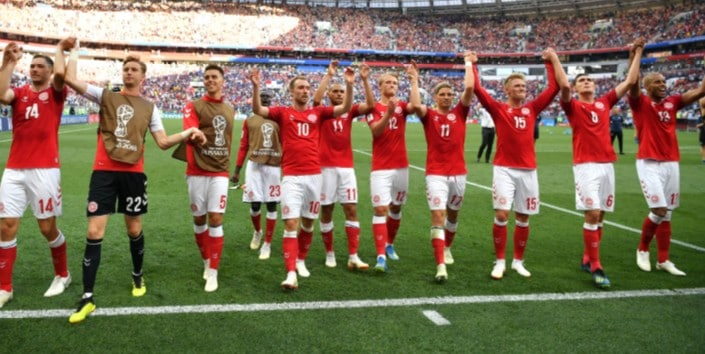 Watch Denmark - Croatia online