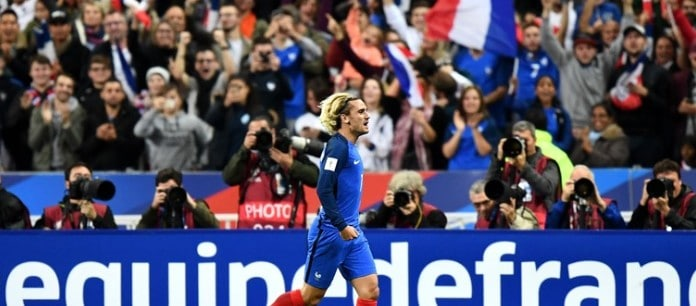 Watch Denmark - France online