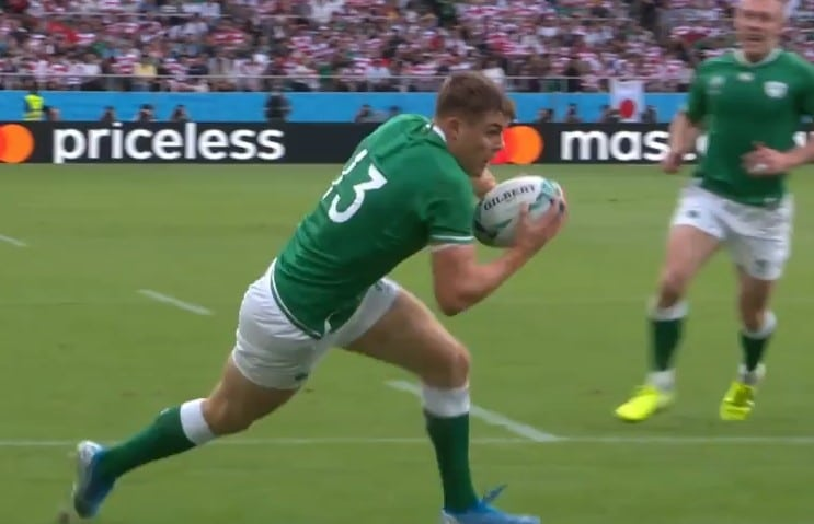 Can Ireland beat New Zealand on October 19th?